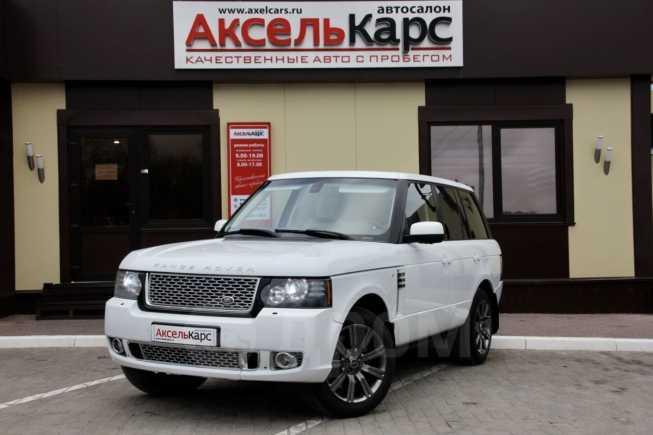 Land Rover Range Rover, 2012 год, 1 490 000 руб.