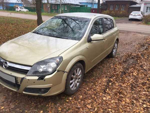 Opel Astra, 2005 год, 227 000 руб.