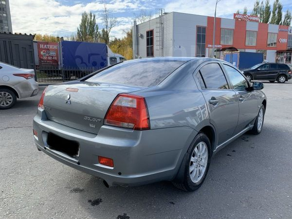Mitsubishi Galant, 2007 год, 475 000 руб.