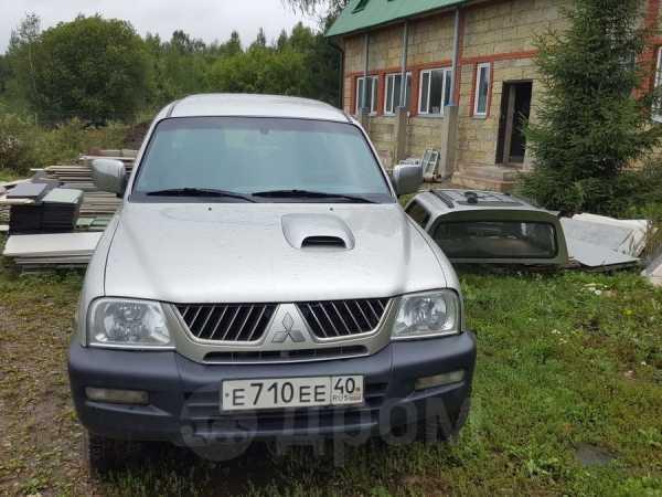 Mitsubishi L200, 2004 год, 420 000 руб.