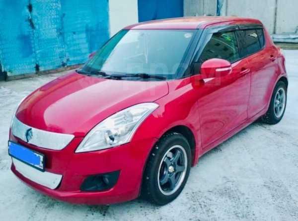 Suzuki Swift, 2011 год, 455 000 руб.