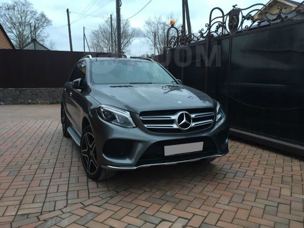 Mercedes-Benz GLE, 2018 год, 4 100 000 руб.