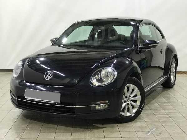 Volkswagen Beetle, 2013 год, 584 540 руб.