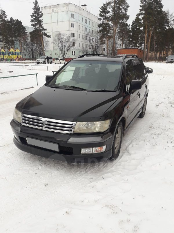 Mitsubishi Chariot Grandis, 1993 год, 210 000 руб.