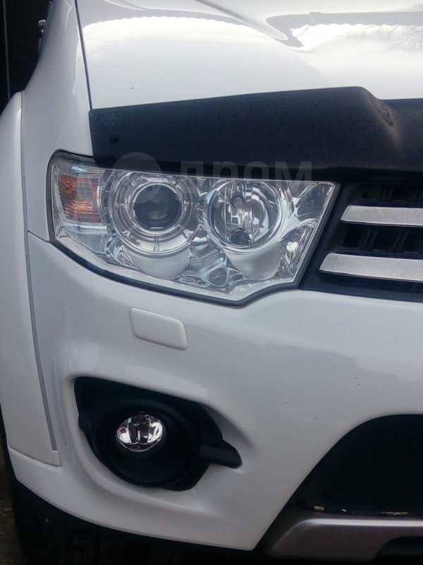 Mitsubishi Pajero Sport, 2014 год, 1 520 000 руб.