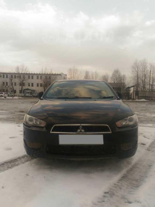 Mitsubishi Galant Fortis, 2010 год, 460 000 руб.