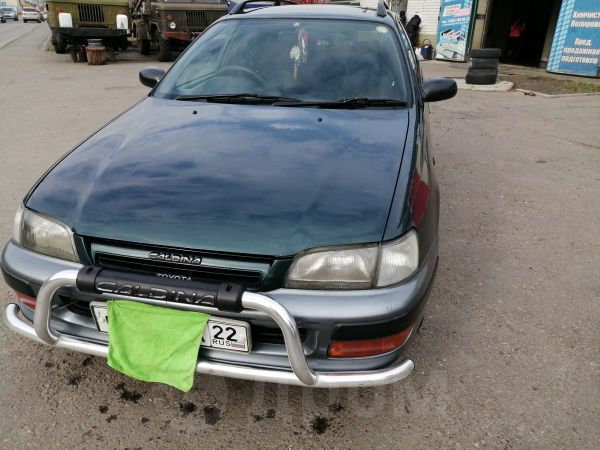Toyota Caldina, 1996 год, 299 999 руб.