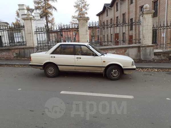 Nissan Sunny, 1986 год, 45 000 руб.