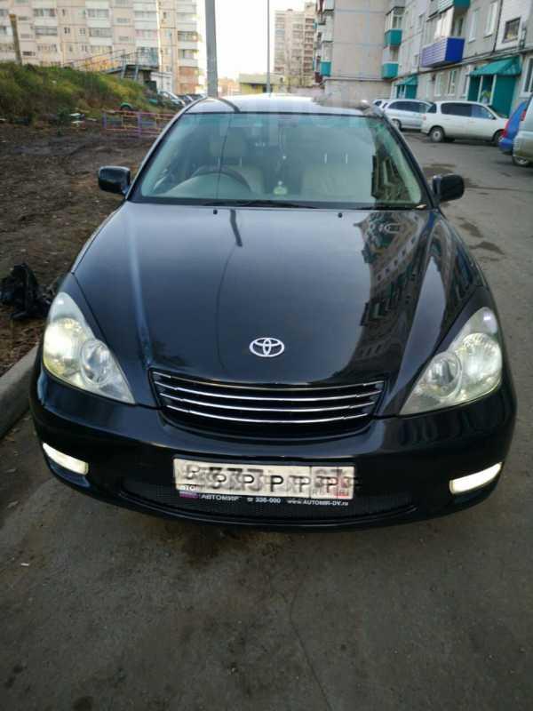 Toyota Windom, 2001 год, 490 000 руб.