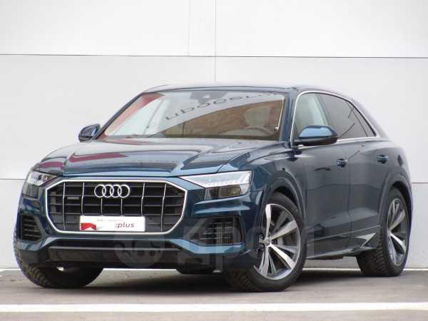 Audi Q8, 2018 год, 5 350 000 руб.