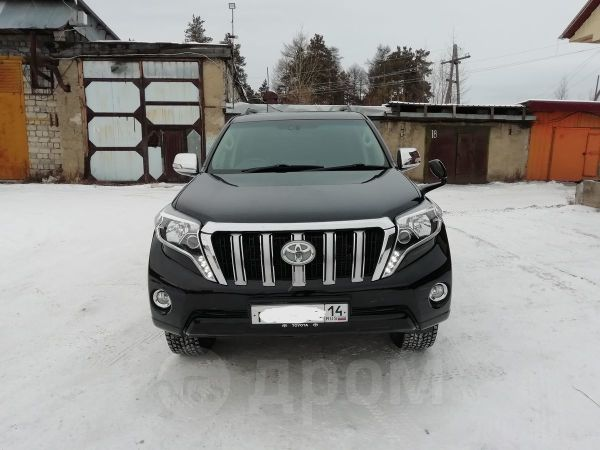 Toyota Land Cruiser Prado, 2009 год, 1 530 000 руб.