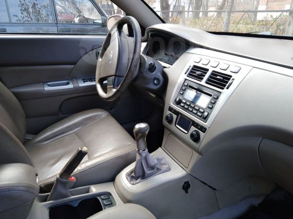 Chery Fora A21, 2008 год, 160 000 руб.