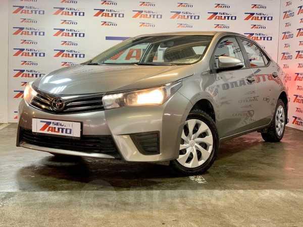 Toyota Corolla, 2014 год, 729 000 руб.