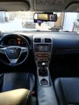 Toyota Avensis, 2011 год, 830 000 руб.