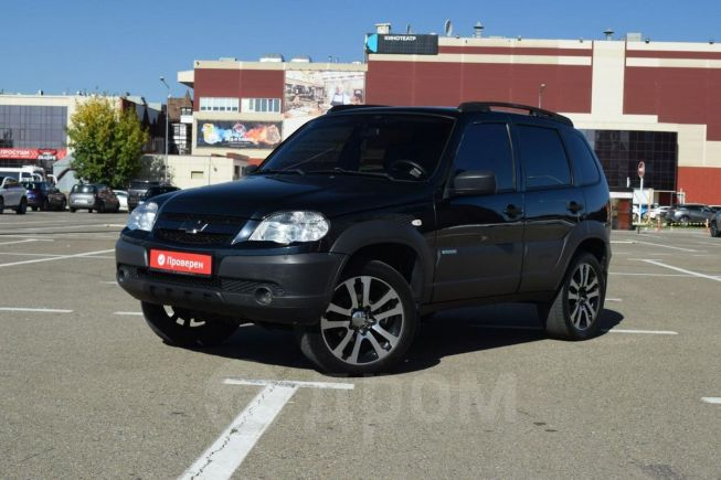Chevrolet Niva, 2015 год, 435 000 руб.