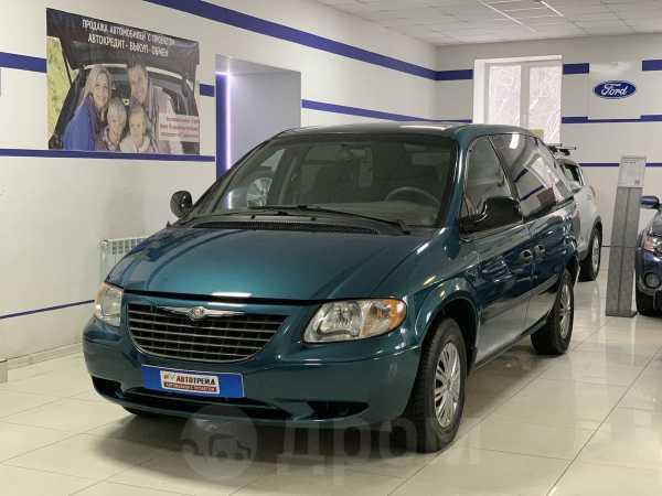 Chrysler Voyager, 2002 год, 239 000 руб.