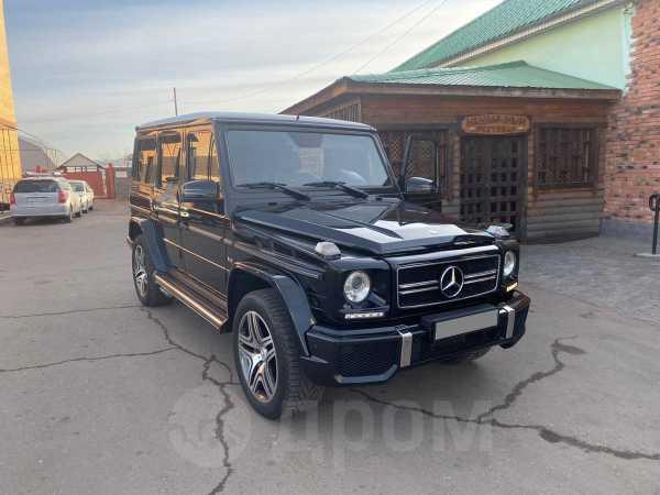 Mercedes-Benz G-Class, 2012 год, 3 950 000 руб.