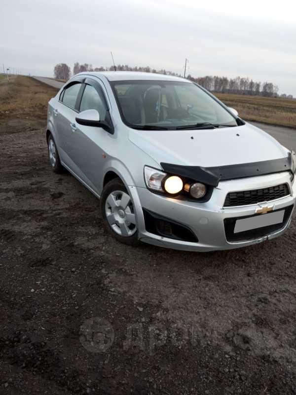Chevrolet Aveo, 2013 год, 320 000 руб.