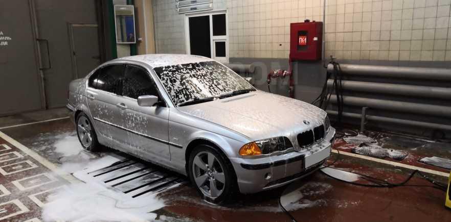 BMW 3-Series, 2001 год, 340 000 руб.