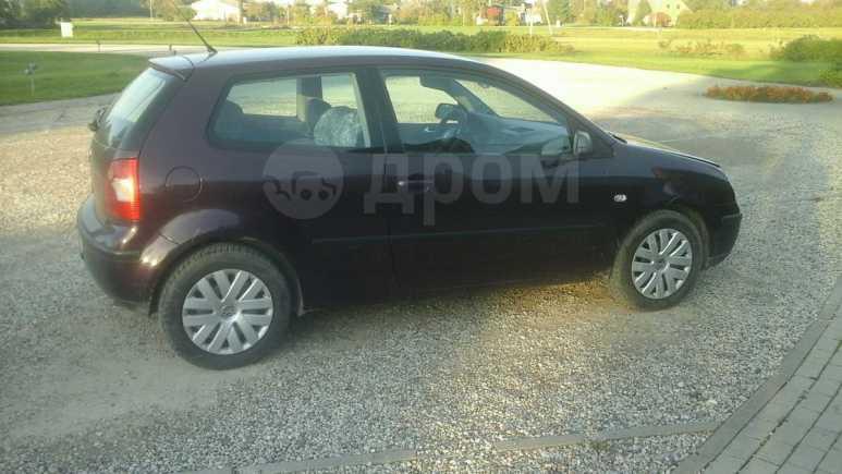 Volkswagen Polo, 2001 год, 261 999 руб.