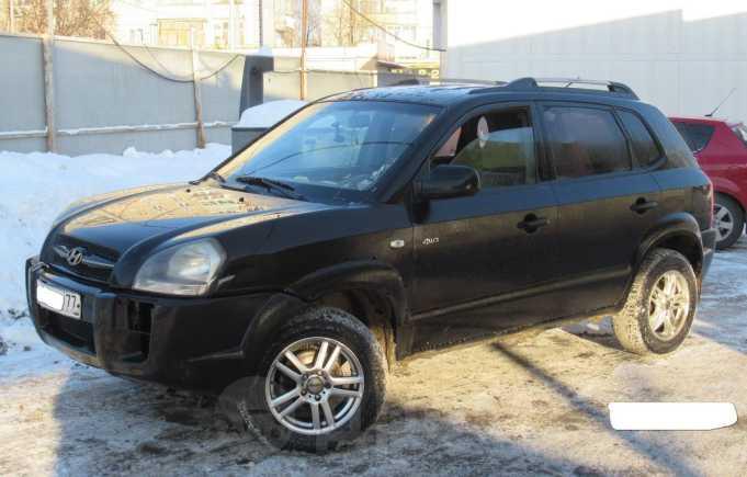 Hyundai Tucson, 2004 год, 310 000 руб.