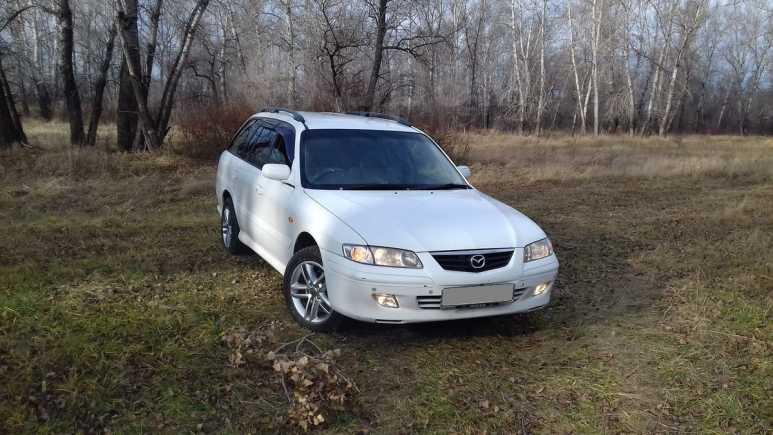 Mazda Capella, 2001 год, 290 000 руб.