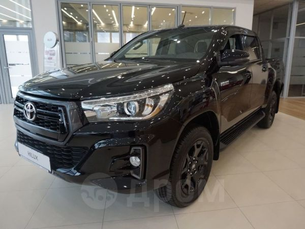 Toyota Hilux Pick Up, 2019 год, 2 958 839 руб.