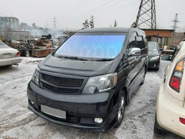 Toyota Alphard, 2003 год, 900 000 руб.