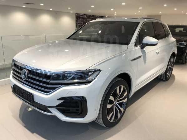 Volkswagen Touareg, 2019 год, 5 578 000 руб.