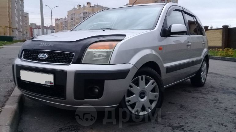 Ford Fusion, 2006 год, 268 000 руб.
