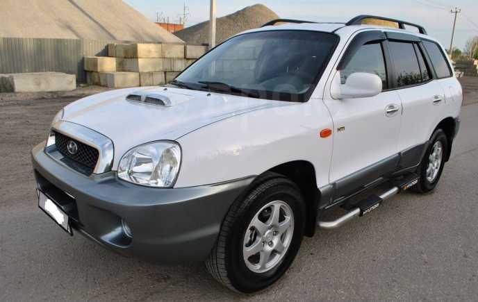 Hyundai Santa Fe, 2002 год, 375 000 руб.