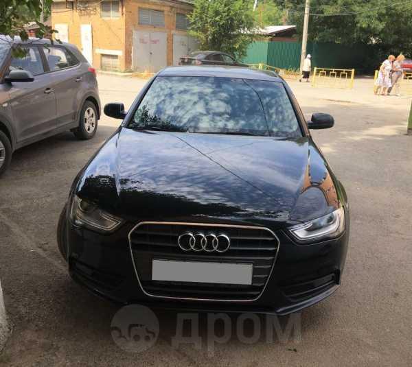 Audi A4, 2013 год, 790 000 руб.