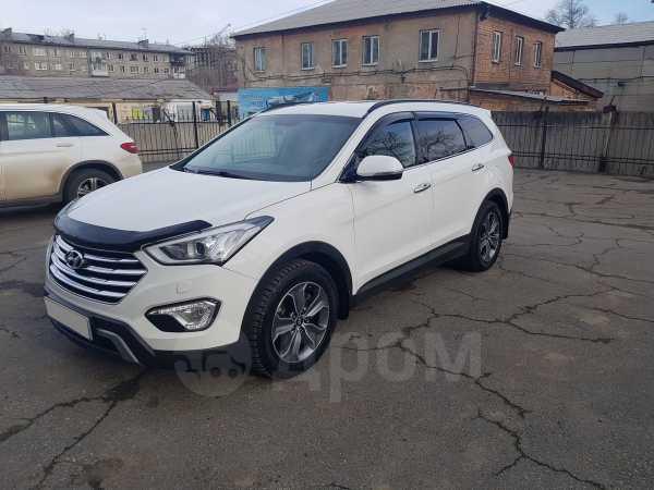 Hyundai Grand Santa Fe, 2015 год, 1 400 000 руб.