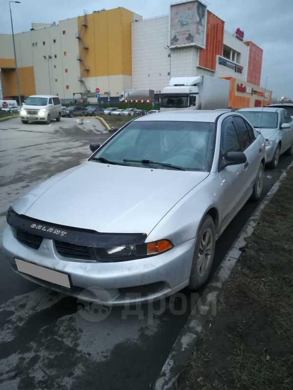 Mitsubishi Galant, 2003 год, 175 000 руб.