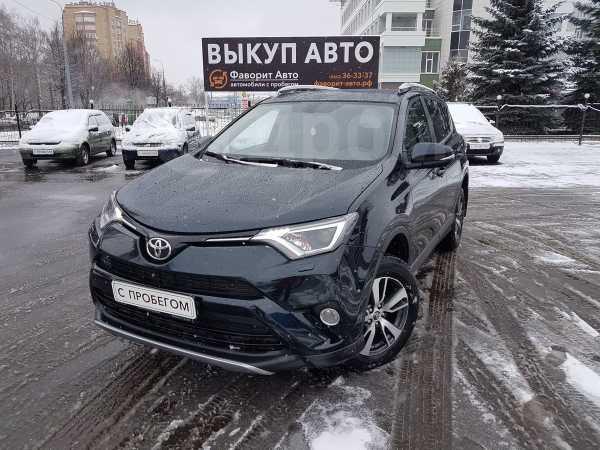 Toyota RAV4, 2017 год, 1 347 000 руб.