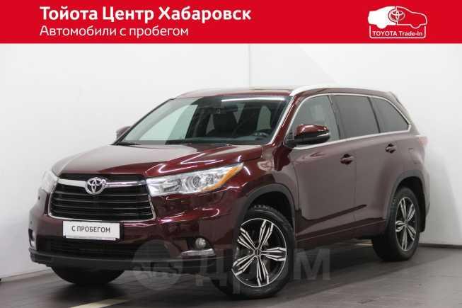 Toyota Highlander, 2014 год, 2 199 000 руб.