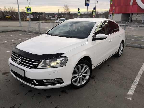 Volkswagen Passat, 2012 год, 740 000 руб.