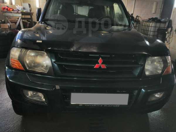 Mitsubishi Pajero, 2002 год, 290 000 руб.