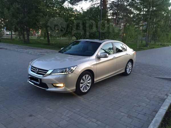 Honda Accord, 2013 год, 1 250 000 руб.