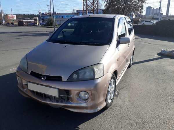 Daihatsu YRV, 2003 год, 190 000 руб.