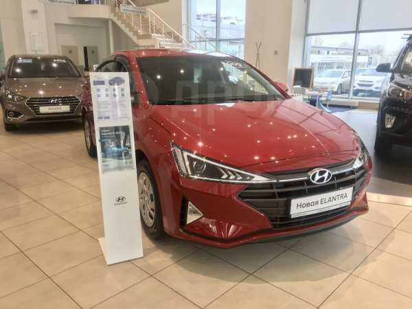 Hyundai Elantra, 2019 год, 1 192 200 руб.
