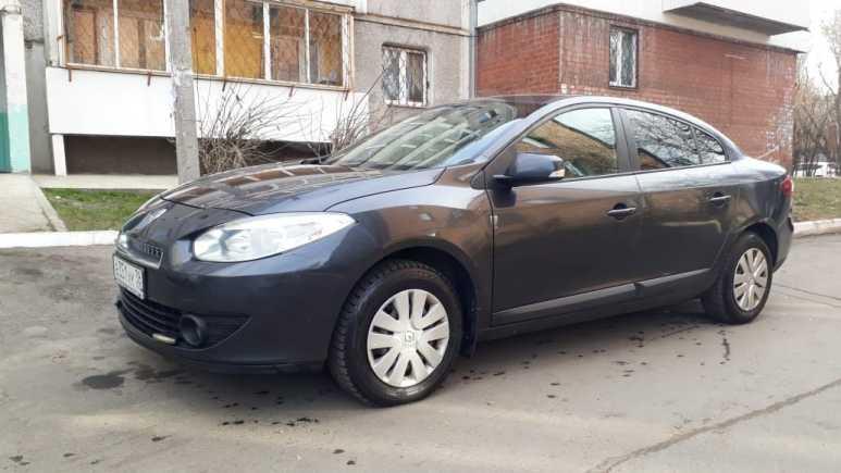 Renault Fluence, 2011 год, 376 461 руб.