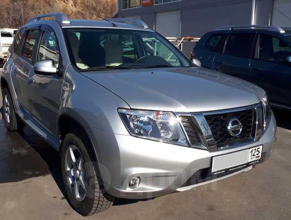 Nissan Terrano, 2014 год, 780 000 руб.