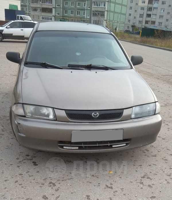 Mazda Protege, 1998 год, 90 000 руб.