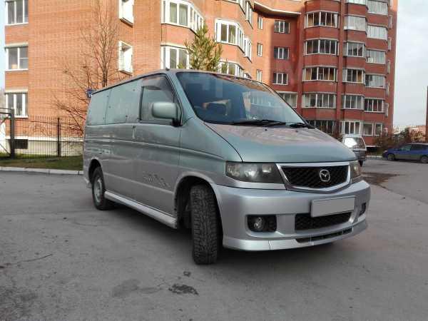 Mazda Bongo Friendee, 2002 год, 420 000 руб.