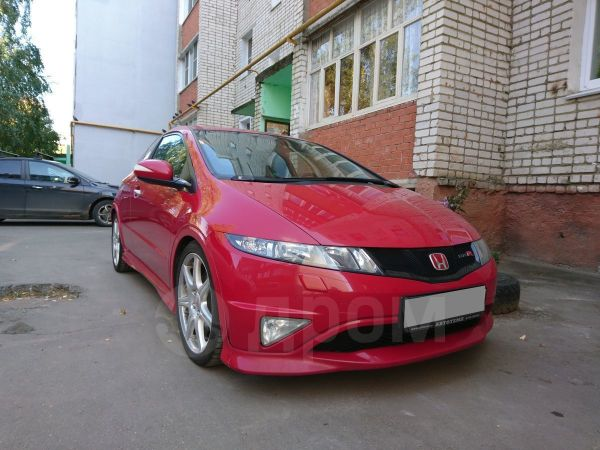 Honda Civic Type R, 2008 год, 750 000 руб.