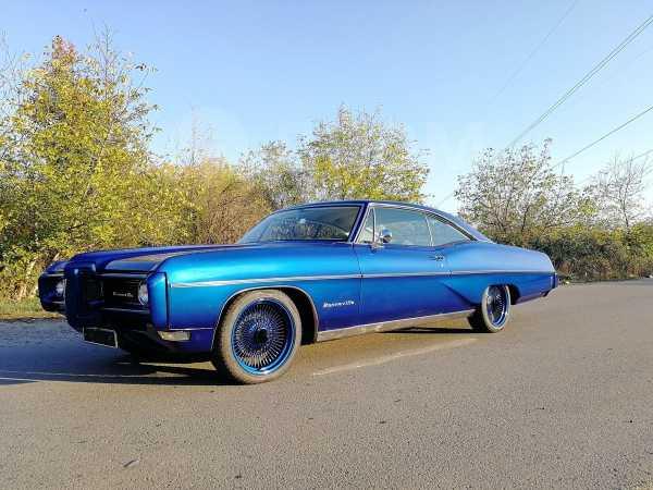 Pontiac Bonneville, 1968 год, 3 000 000 руб.