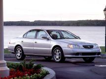 Acura TL 1998, седан, 2 поколение, UA4