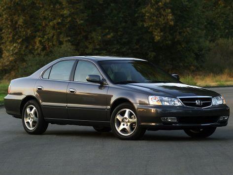 Acura TL (UA5) 03.2001 - 08.2003