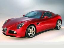 Alfa Romeo 8C 2007, купе, 1 поколение, 8C Competizione